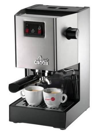 review gaggia classic espresso machine