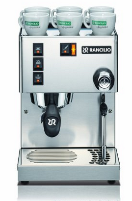 rancilio silvia espresso machine 2