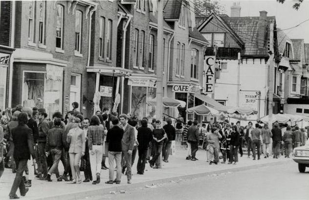 yorkville toronto 1970s