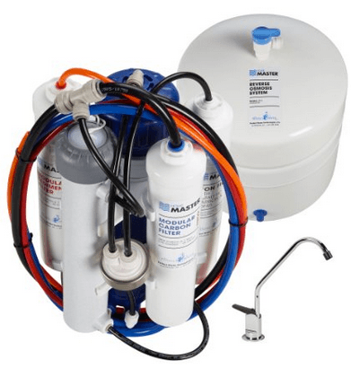 1 Home Master Ultra RO Undersink Reverse Osmosis System