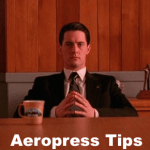 Aeropress Tips