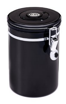 Friis Stainless Steel Coffee Vault review