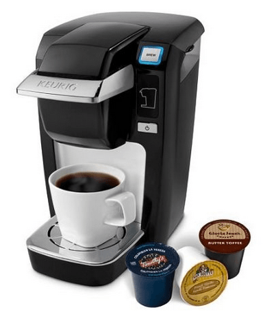 descaling a Keurig K10 B31 MINI Plus Personal Coffee Brewer