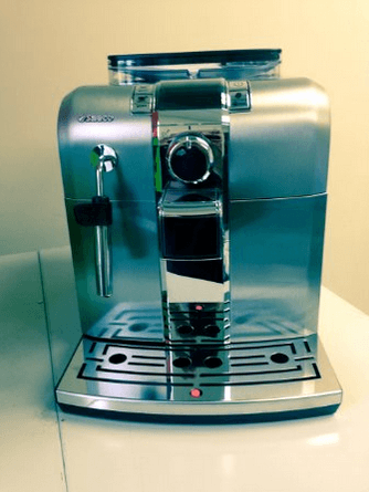 Saeco Syntia Stainless Steel Espresso Machine by Philips