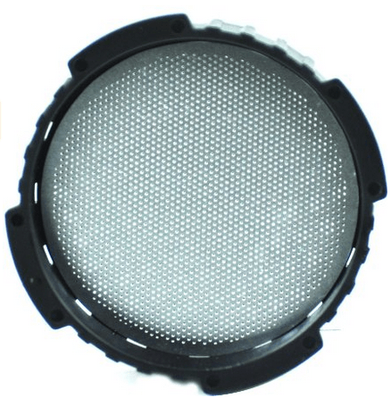 The Purple Tractor's AeroPress Filter Set - 2 Stainless Steel Precision Fit Reusable Ultra Fine Filters (Combo Kit)