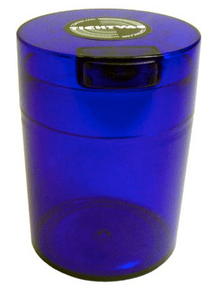 Tightvac America Coffeevac Vacuum Sealed Storage Container blue