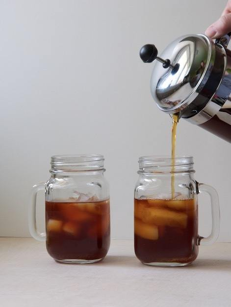 how to make cold press coffee
