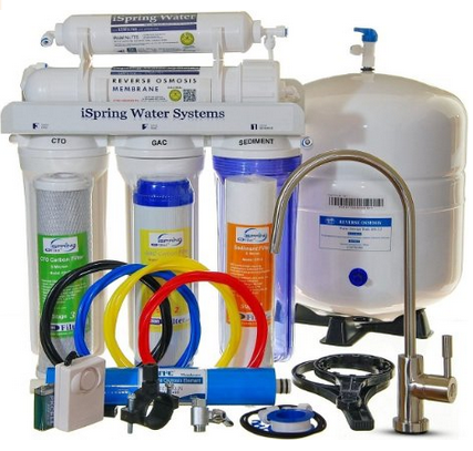 iSpring RCC7 Reverse Osmosis Water Filter