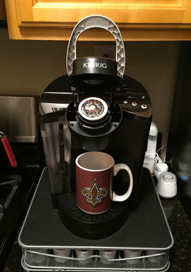 keurig k45 black coffee maker
