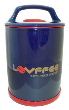 lovffee ceramic coffee container