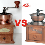 Rosewood Manual Vs Kalita Classic Coffee Mill Review