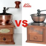 Rosewood Manual Vs Kalita Classic Coffee Mill Review