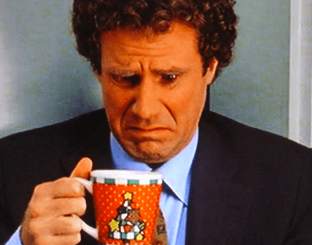 will farrell bad cup of coffee