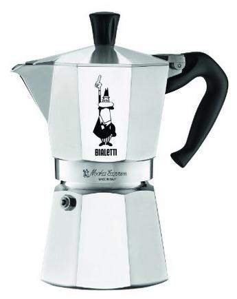 Bialetti 6800 Moka Express 6-Cup Stovetop Espresso Maker
