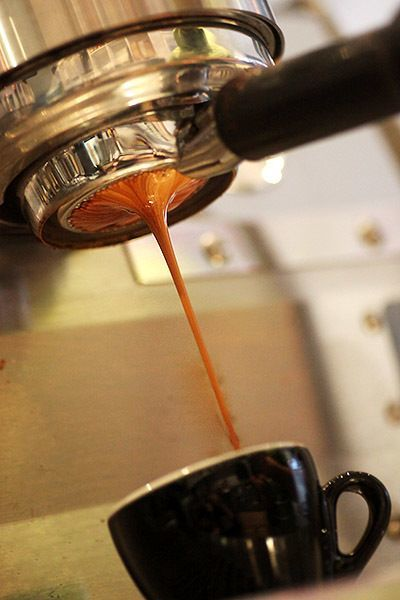 Espresso-brew-method