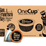San Francisco Bay OneCup French Roast Coffee K Cups Review