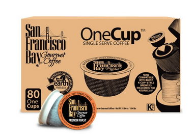 san francisco bay one cup french roast review