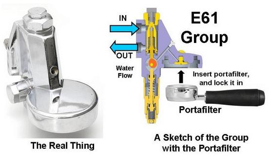 e61 group