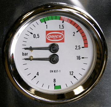 What Is Espresso Machine BAR Pressure?