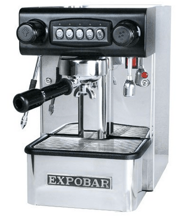 review expobar office control espresso machine