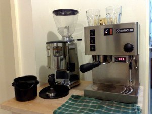 mazzer mini espresso grinder review