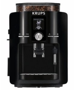 KRUPS EA82 Espresseria Fully Automatic Espresso Coffee Machine Review
