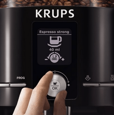 KRUPS EA82 Espresseria Fully Automatic Espresso machine review