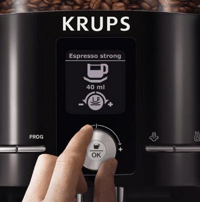 KRUPS EA82 Espresseria Fully Automatic Espresso machine review