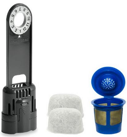 Keurig k65 home brewing system review coffee drinker.