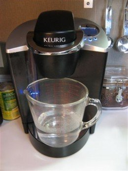 Keurig Coffee Maker Problems No Water : K60 user manual