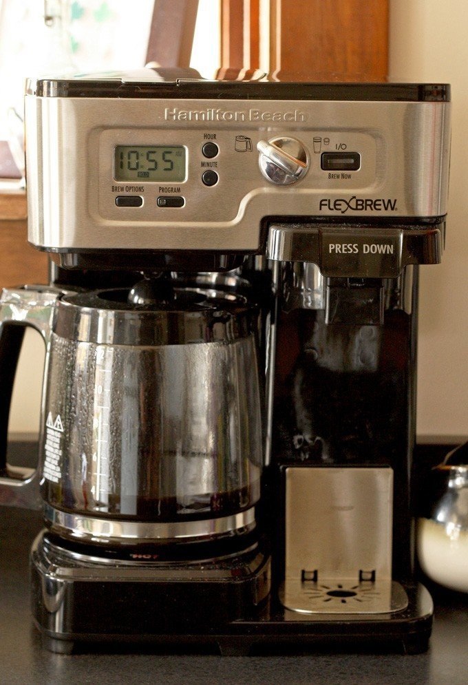 best two way coffee brewer review hamilton beach flexbrew vs cuisinart chw12