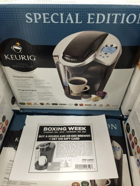 keurig k60 k65 special edition review