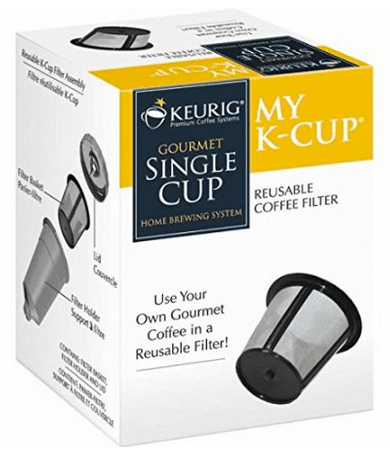keurig reusable k cup