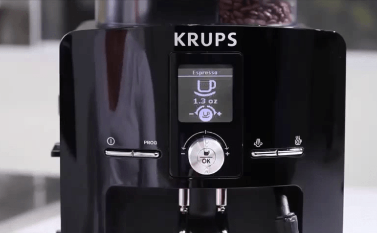 krups espresseria review