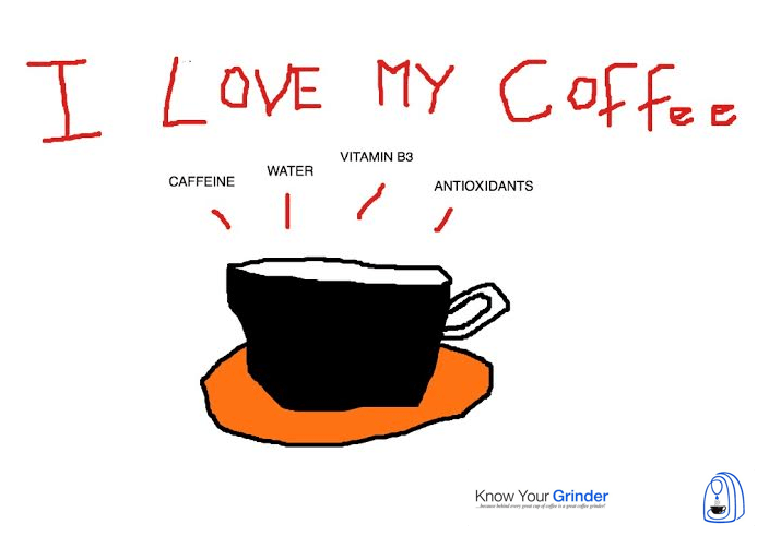 I Love My Coffee