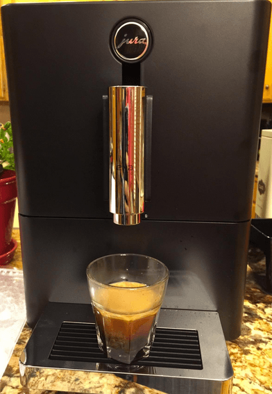 Jura Ena Micro 1 Espresso Machine Review