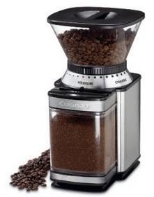 best burr coffee grinder reviews 2016