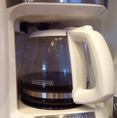 black and decker grinder brewer combo carafe