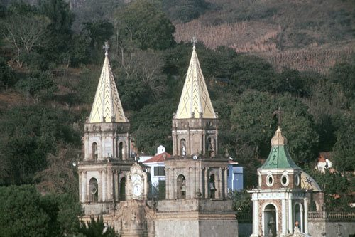 Church of Talpa Allende