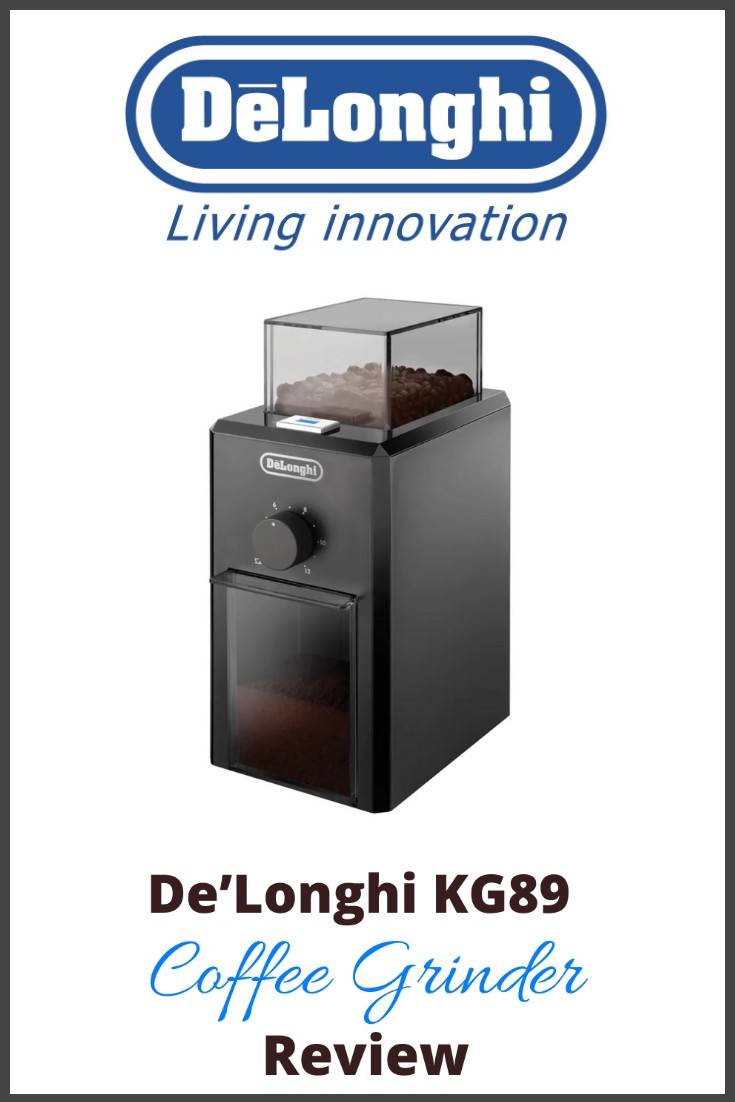 delonghi kg89 coffee grinder review 2