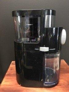 krups gx5000 professional burr grinder