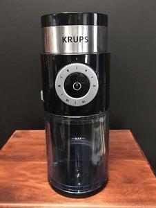 krups gx5000 professional burr grinder review