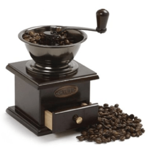 norpro antique coffee grinder
