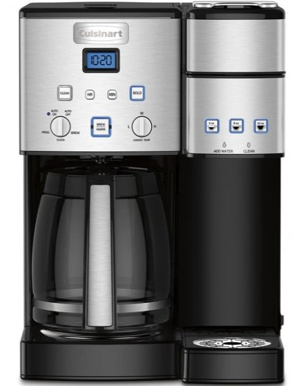 best two way coffee maker review