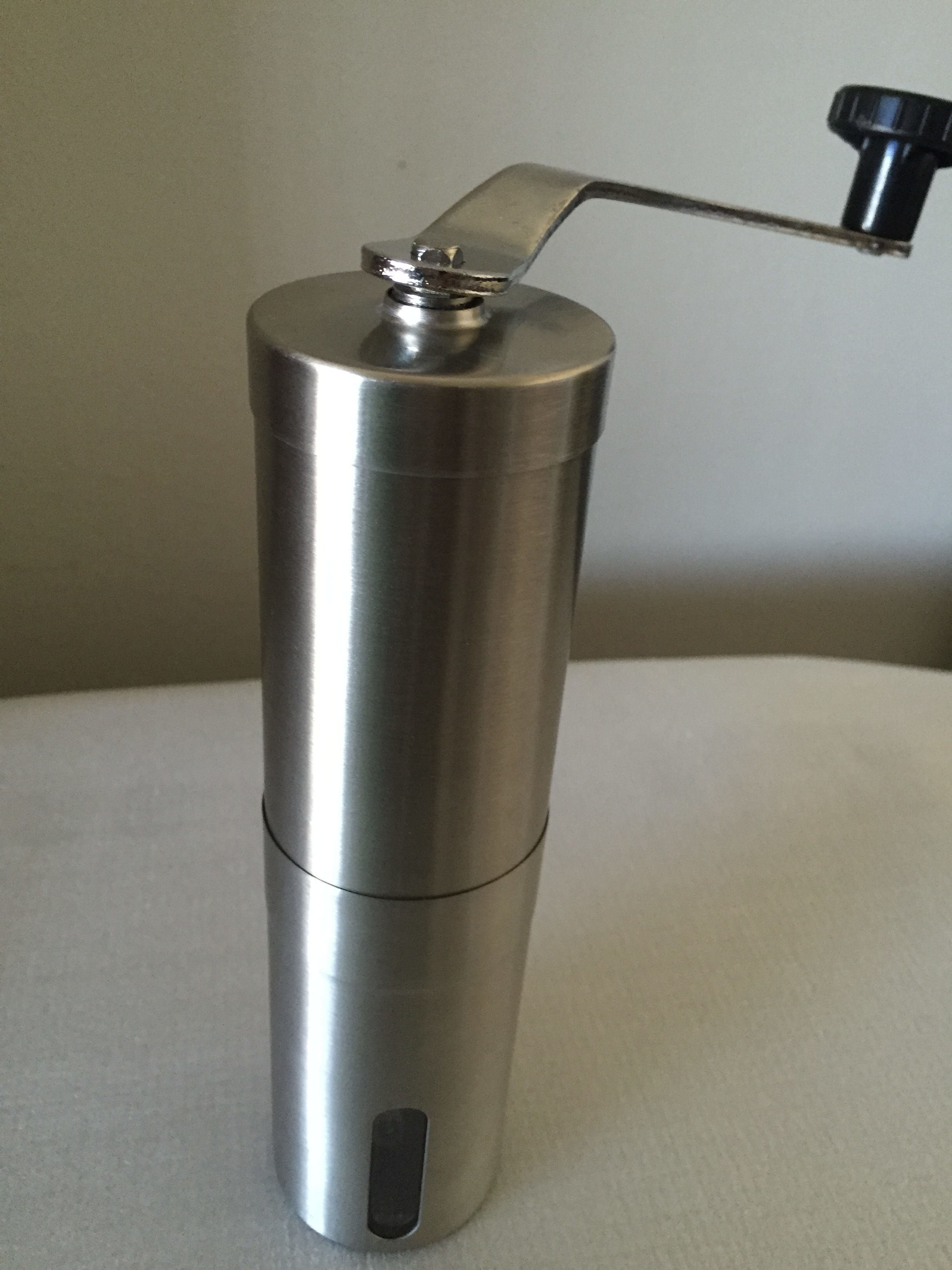 orvite camping coffee grinder