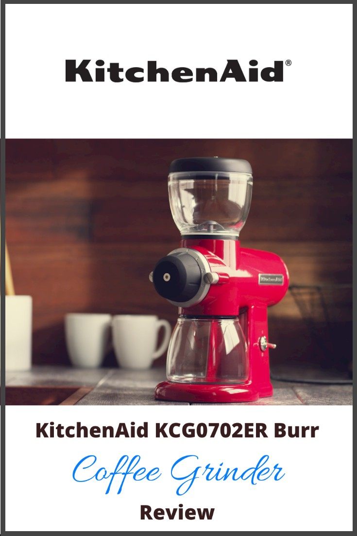 KitchenAid KCG0702ER Burr Grinder