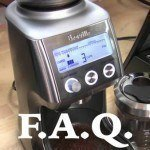 Breville Smart Grinder Frequently Asked Questions & Answers
