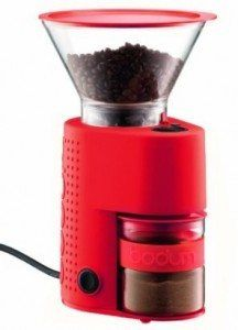 bodum bistro red