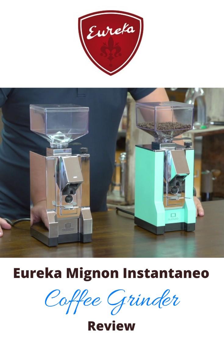 eureka mignon grinder