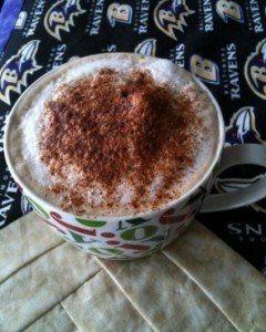 DeLonghi ESAM3300 latte